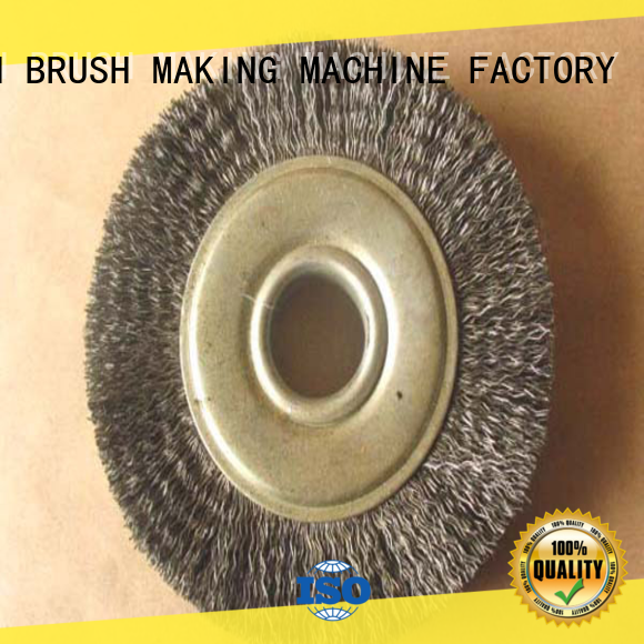 popular spiral brush factory price for industrial