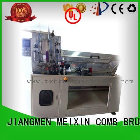 MEIXIN trimming machine series for PET brush