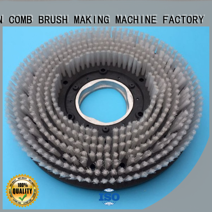MEIXIN nylon brush for drill factory price for commercial