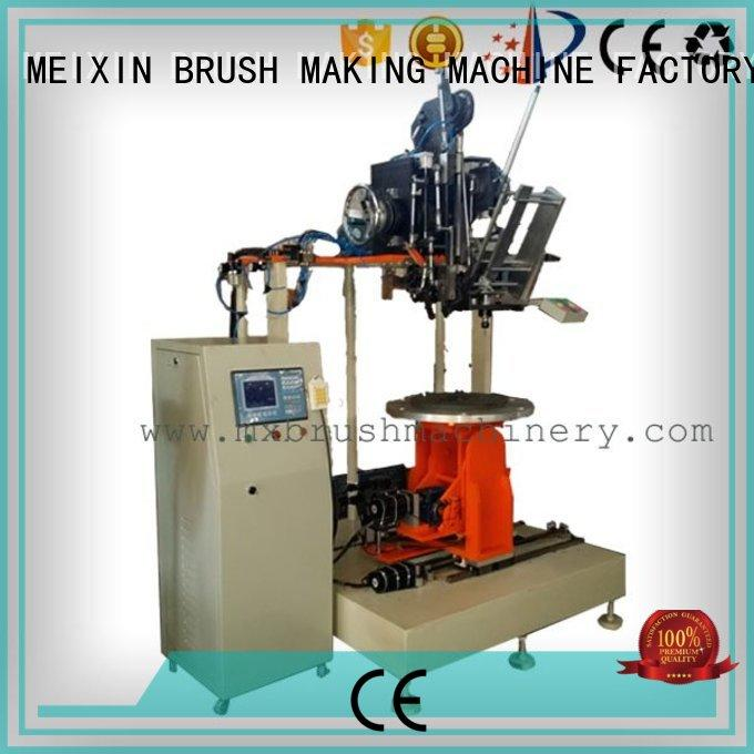 MEIXIN Brand professional best popular brush making machine manufacture