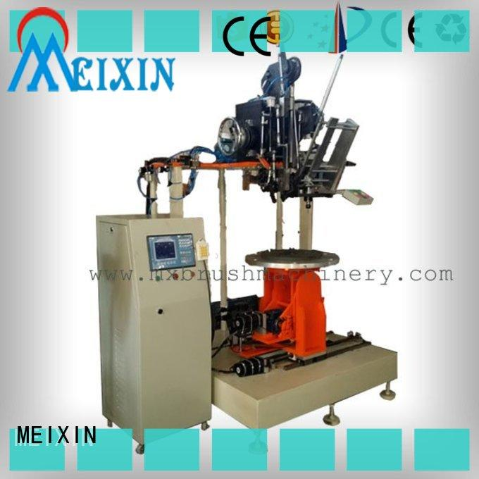 MEIXIN brush making machine design for PP brush