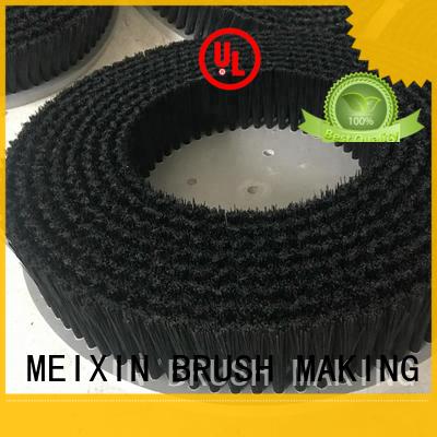 MEIXIN nylon wheel brush factory price for industrial
