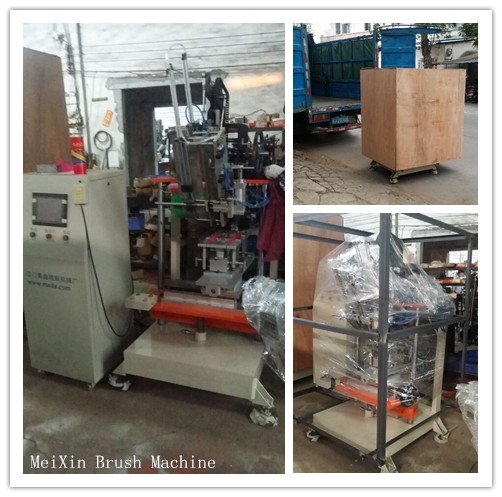 meixin brush machine