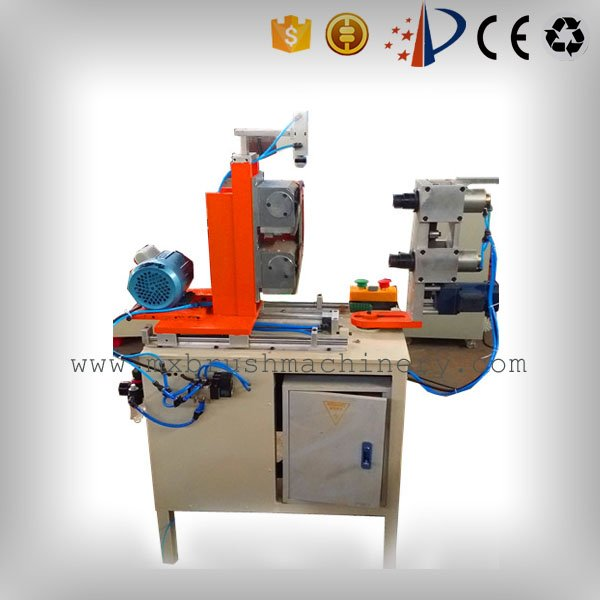 MX210 Machine Brush Trimming Manual