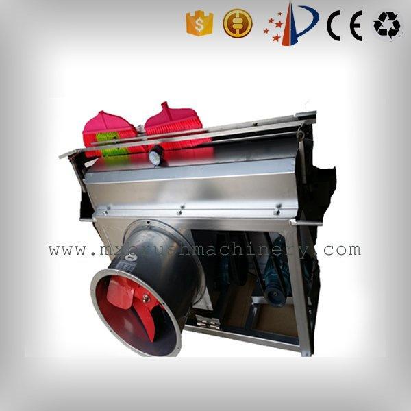 MX211 Manual Broom Trimming Machine