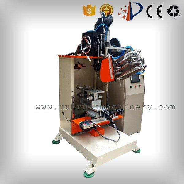 4 Axis 1 Head Broom Brush Tufting Machine
