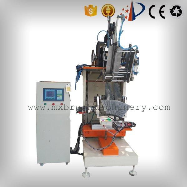 4 Axis 1 Head Broom Tufting Machine