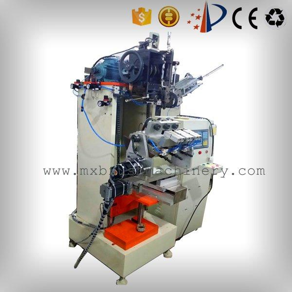 MXJ184 4 Axis 1 Head Jade Brush Tufting Machine