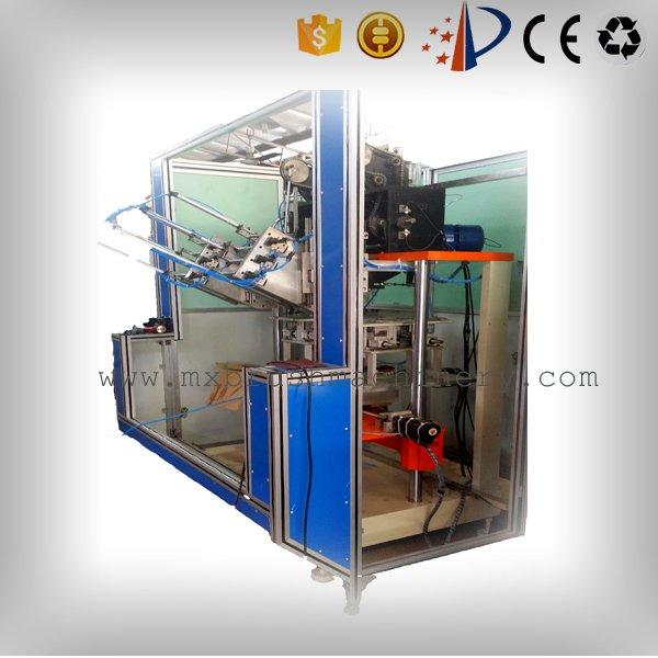 MX165 2 Axis Double Head Broom Tufting Machines