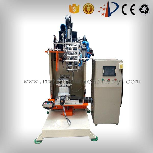 product-MEIXIN-MX160 2 Axis Broom Brushes Tufting Machine-img-1