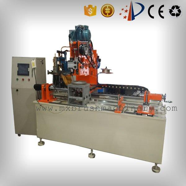 MXR201 3 Axis Tufting Machine For Small Industrial Brush