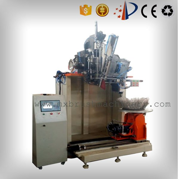 MX208 3 Axis Disc Brush Boring and Tufting Machine
