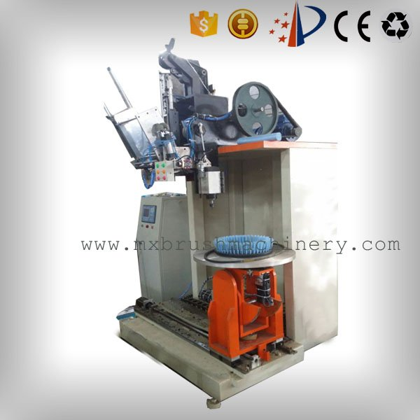 MEIXIN-MX208 3 Axis Disc Brush Drilling And Tufting Machine