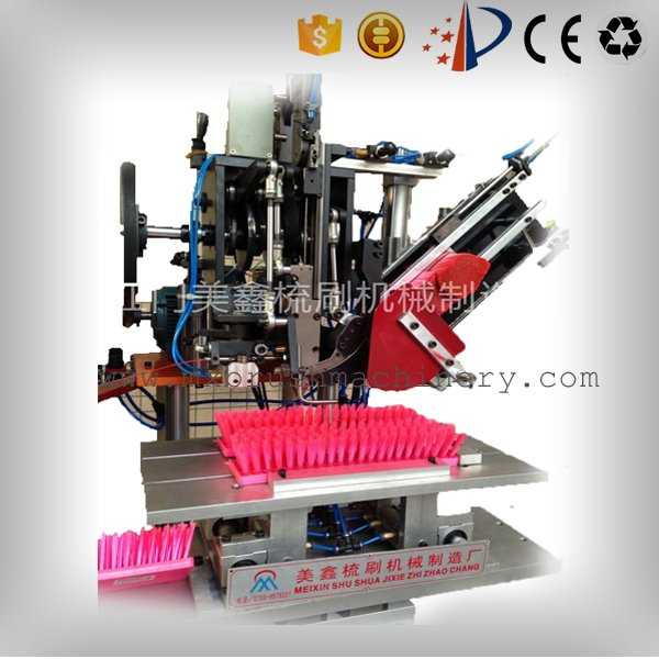 independent motion Brush Making Machine wholesale for industrial brush-brush drilling and tufting ma