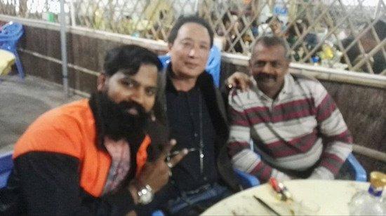 Indian Clients Chose MEIXIN Brush Machine