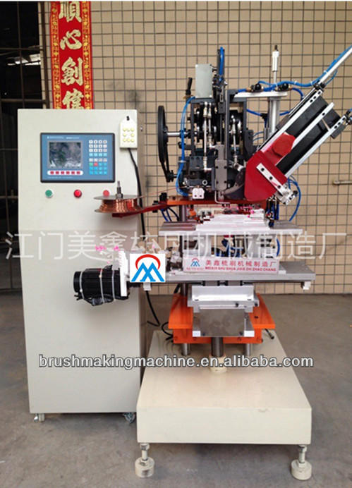 2 Axis Flat Brush Tufting Machine