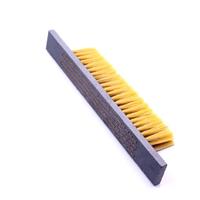 Custom bristle creamy white strip brush