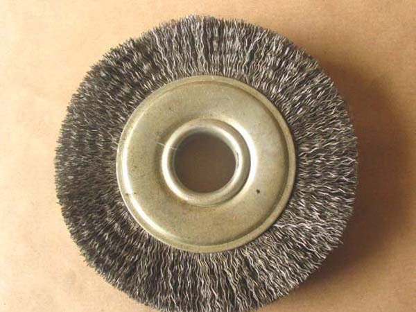 Custom Industrial Abrasive Polishing Wheel borsel Chinese vervaardiger