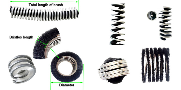 MEIXIN cost-effective pipe cleaning brush supplier for industrial-1