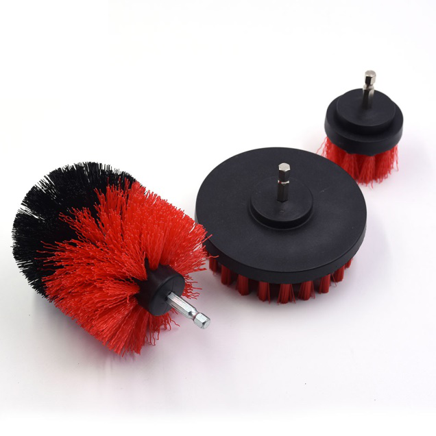 MEIXIN-Power Scrubber Drill Bathroom Power Scrubbing Brush