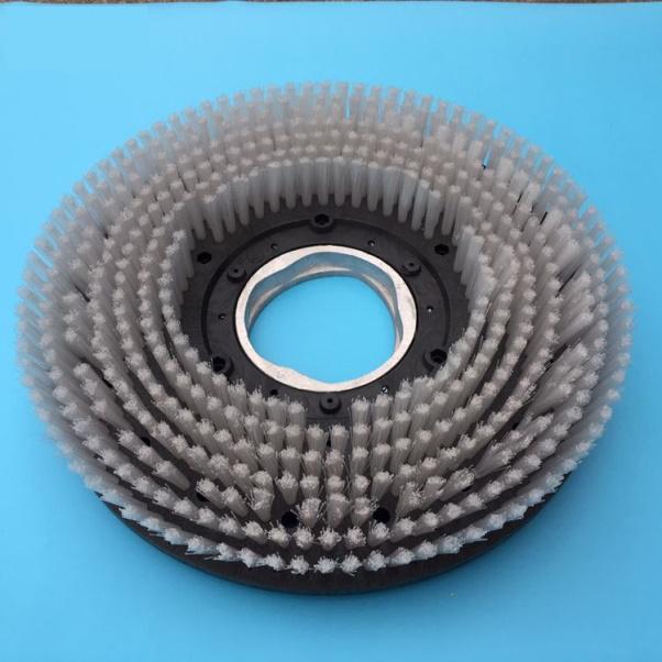 Melhor escova rotativa de plástico tipo disco