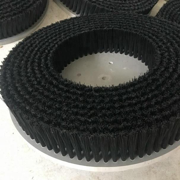Perie de disc de sârmă din nylon de bună calitate și ieftină