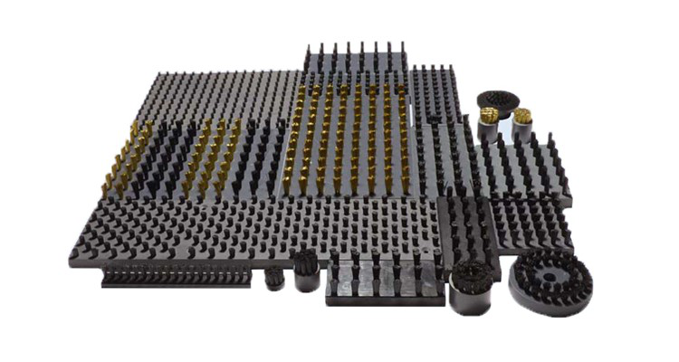 professional plastic brush supplier for industrial