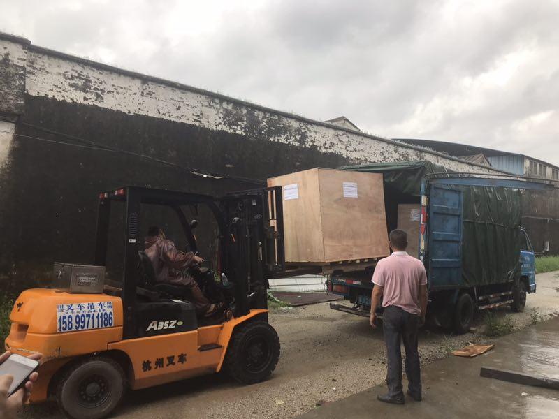 MEIXIN-News   Packing To Vietnam-2