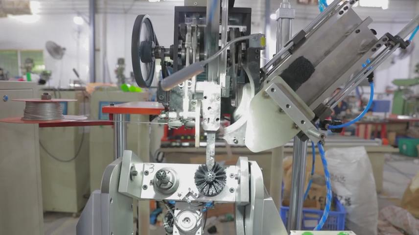 MEIXIN brush tufting machine design for household brush-brush drilling and tufting machine, brush ma-1