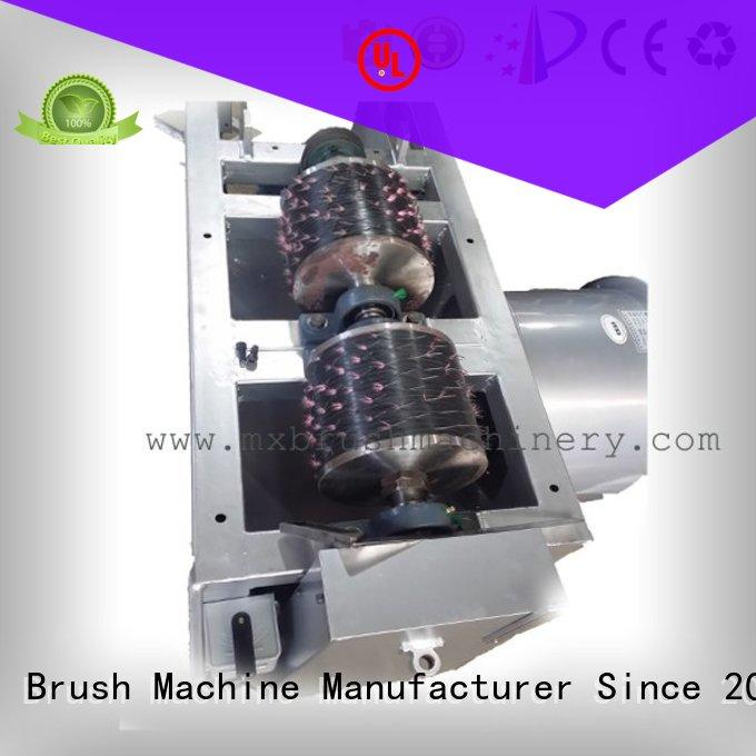 reliable trimming machine from China for bristle brush