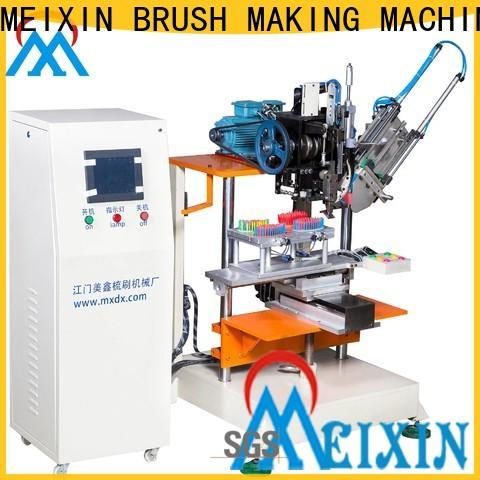 delta inverter Brush Making Machine personalized for industrial brush