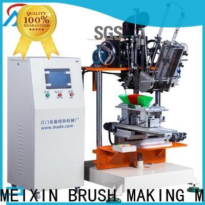 MEIXIN double head plastic broom making machine wholesale for broom