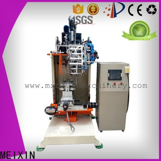 MEIXIN double head plastic broom making machine personalized for clothes brushes