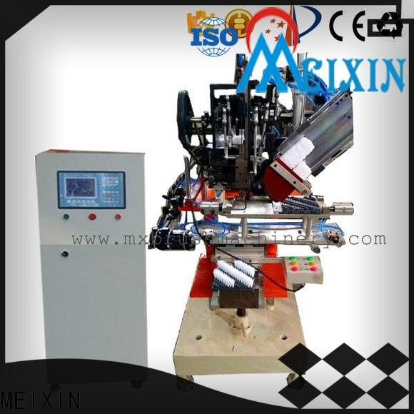 MEIXIN plastic broom making machine wholesale for industrial brush