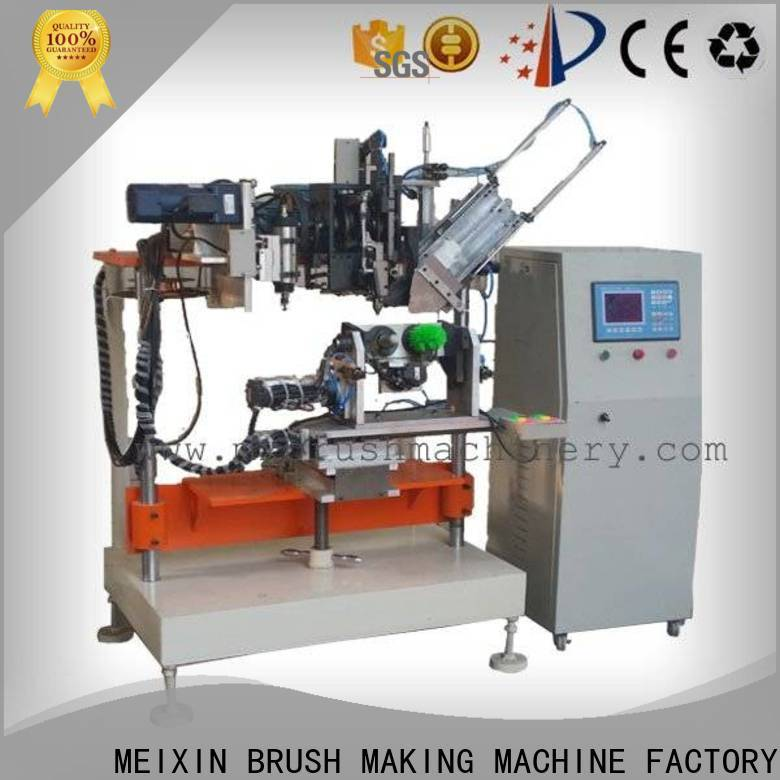 durable Drilling And Tufting Machine supplier for household brush