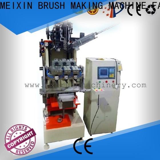 MEIXIN high productivity Brush Making Machine design for household brush