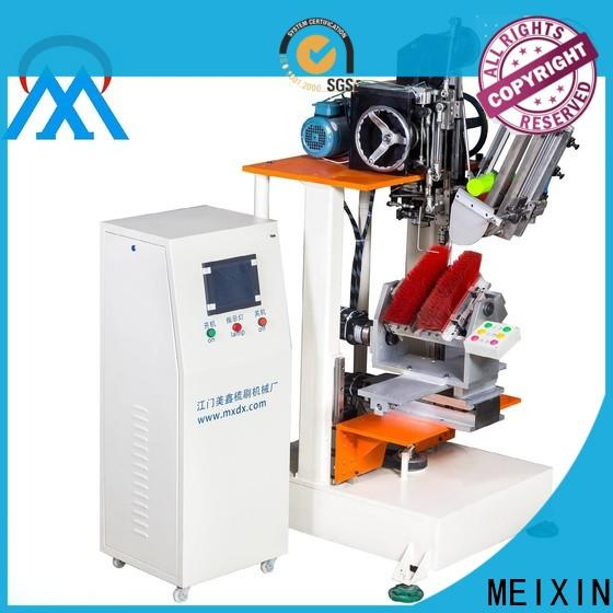 MEIXIN high productivity Brush Making Machine design for clothes brushes
