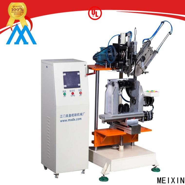 professional brush tufting machine design for industry