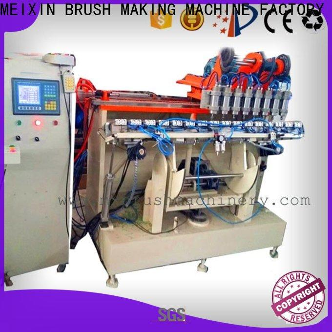 MEIXIN excellent broom making equipment customized for toilet brush
