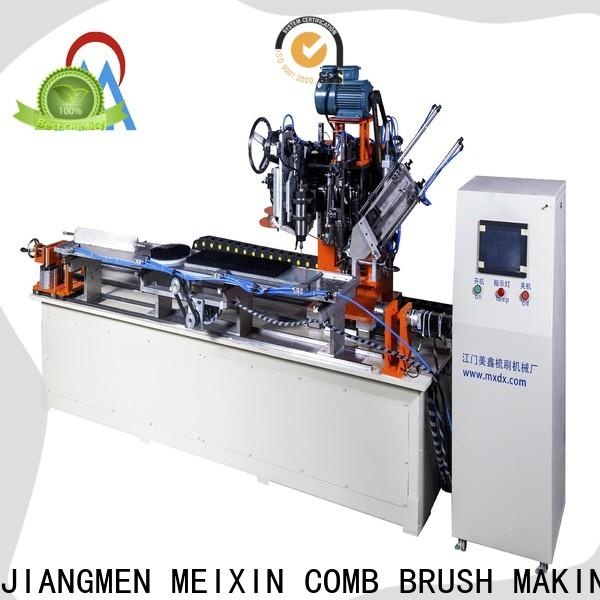 MEIXIN brush making machine with good price for PP brush