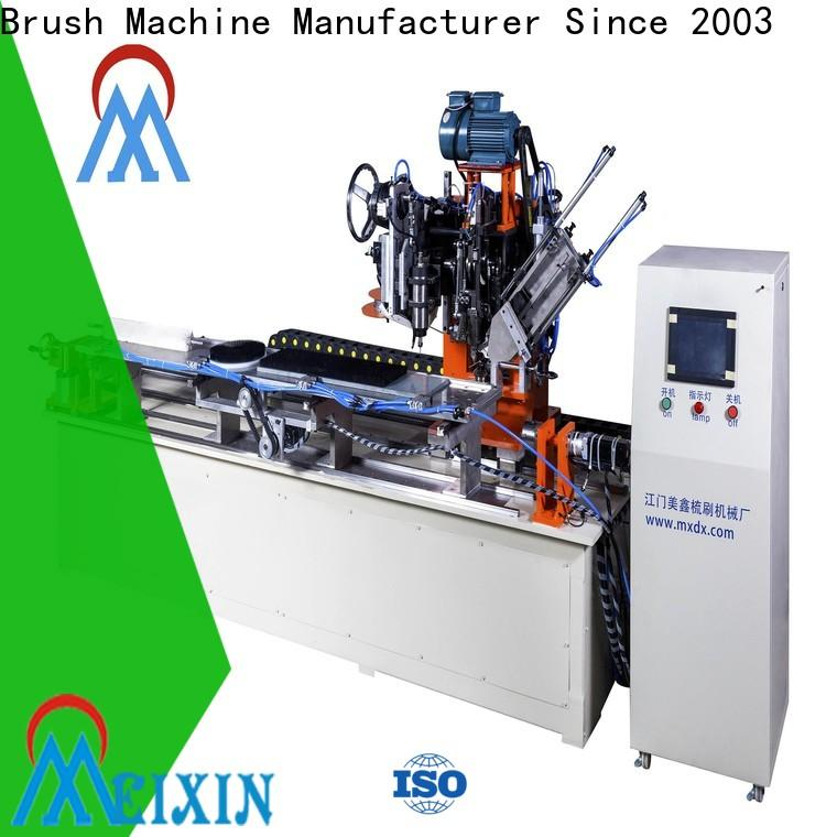 MEIXIN brush making machine with good price for PET brush
