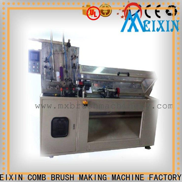 MEIXIN automatic trimming machine directly sale for PET brush