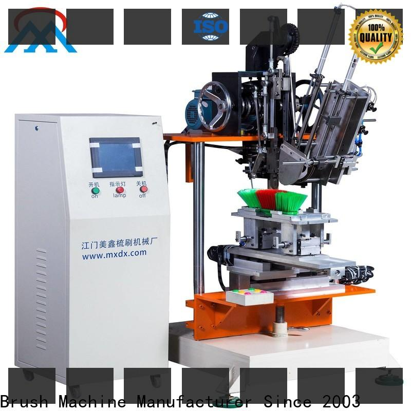 high productivity plastic broom making machine supplier for industrial brush