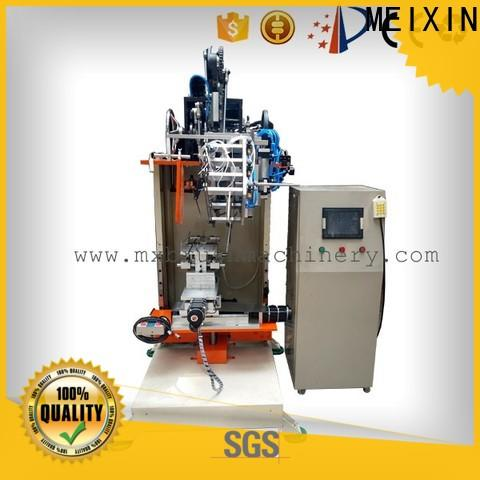MEIXIN delta inverter Brush Making Machine factory price for clothes brushes