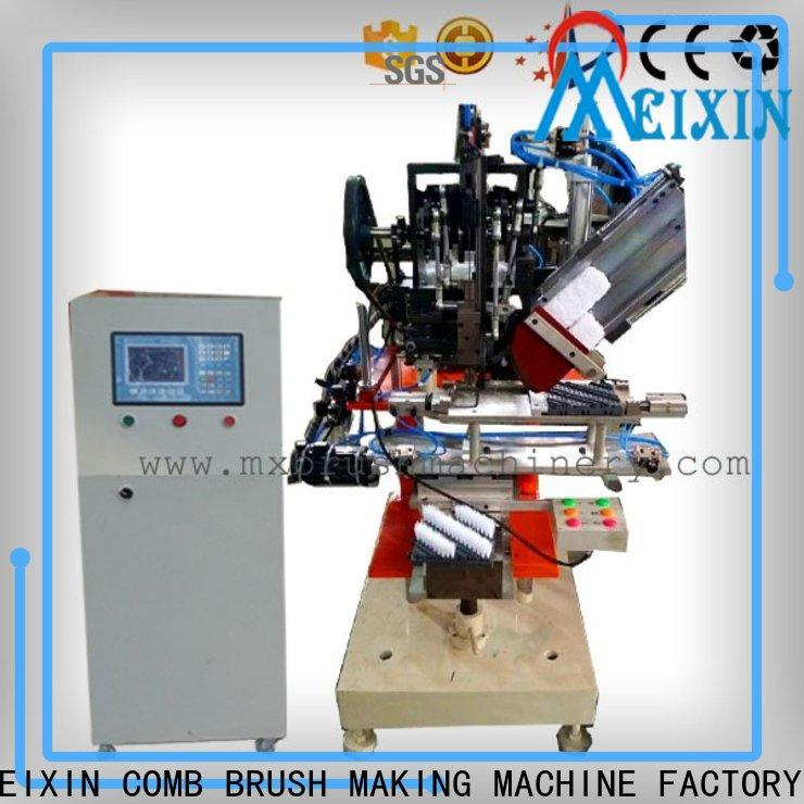 MEIXIN professional plastic broom making machine wholesale for household brush