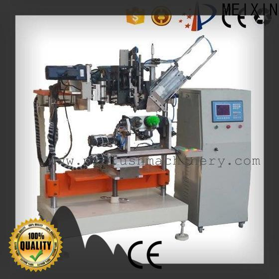 MEIXIN high productivity Drilling And Tufting Machine personalized for industrial brush