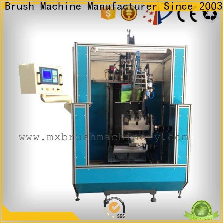 MEIXIN independent motion Brush Making Machine with good price for broom
