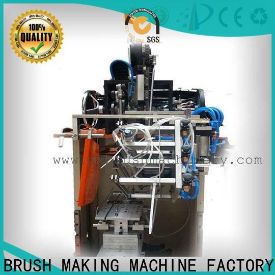 MEIXIN high productivity Brush Making Machine factory for broom