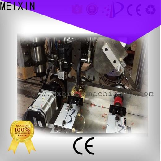 MEIXIN cost-effective Brush Drilling And Tufting Machine inquire now for PET brush