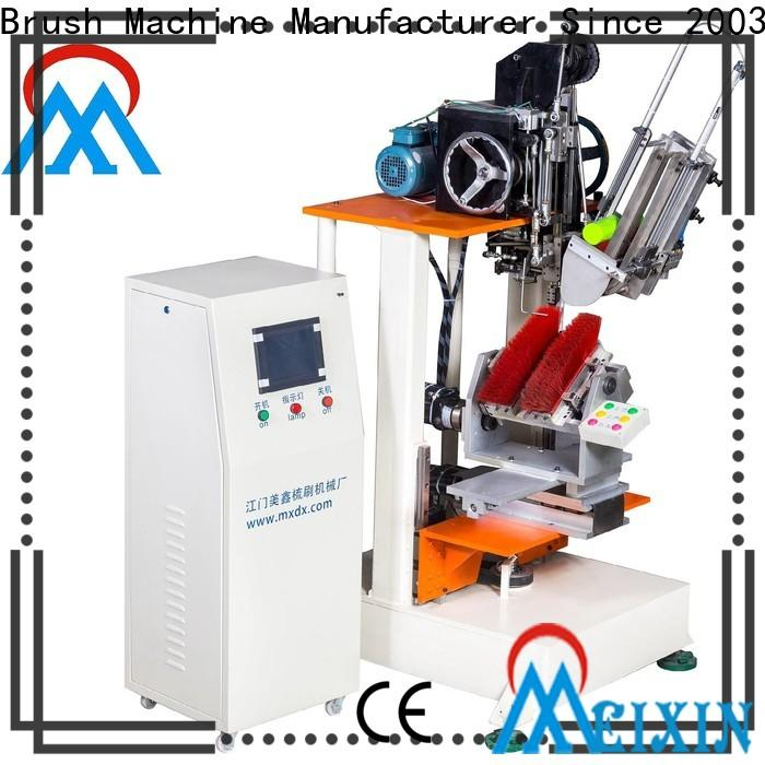 high productivity brush tufting machine with good price for clothes brushes